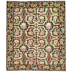 Vintage Russian Bessarabian Carpet