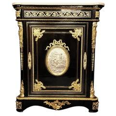 Napoleon III Case Pieces and Storage Cabinets