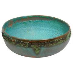 Los Feliz Ceramic Bowl by Andrew Wilder, 2018