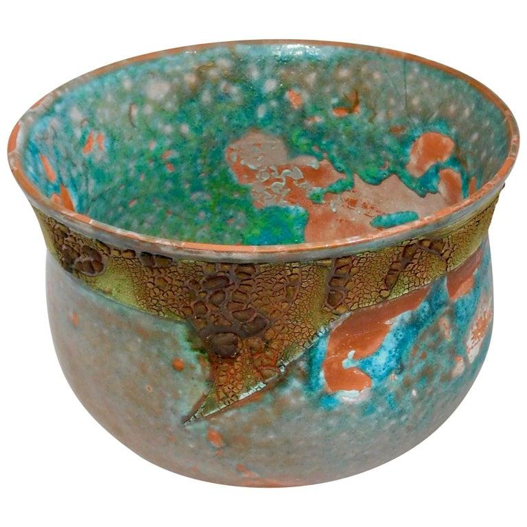 Hermosita Ceramic Vessel by Andrew Wilder, 2018
