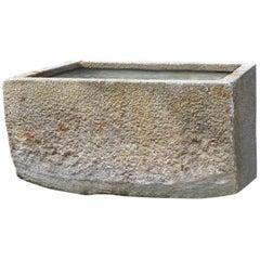 Antique Granite Trough, 18th Century