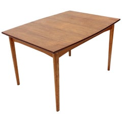 Italian Midcentury Teak Dining Table, 1960s