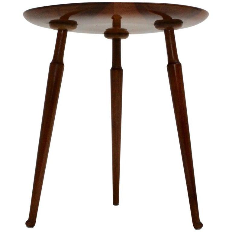 Josef Frank Art Deco Era Coffee Table for Haus & Garten Vienna, circa 1925 For Sale