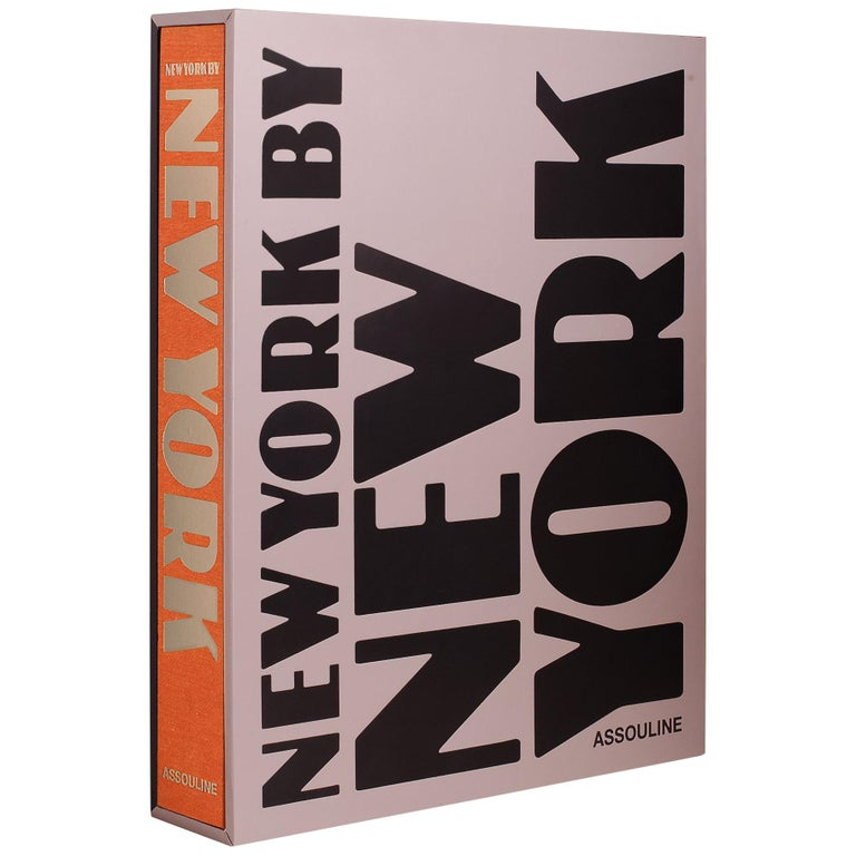 <i>New York by New York</i>, by Jay McInerney and Wendell Jamieson (Assouline)