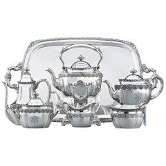 Tiffany & Co. English King Tea and Coffee Service