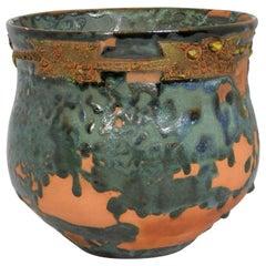 El Monte Ceramic Vessel by Andrew Wilder, 2018