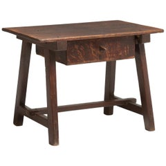 Country Pine Table, circa 1840
