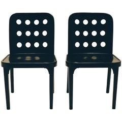 Josef Hoffmann & Oswald Haerdtl Side Chairs, circa 1928