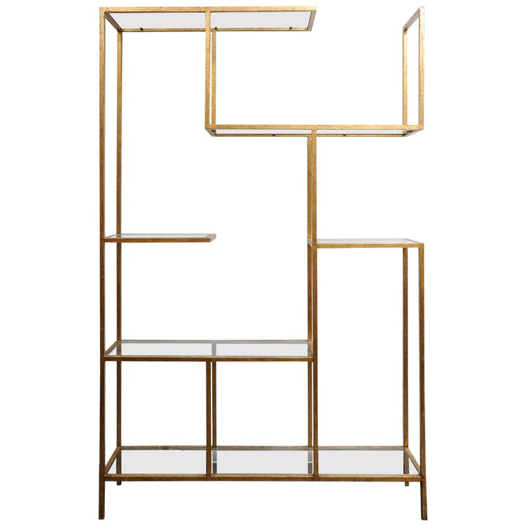 Rare Large Bookcase by Robert Thibier