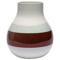Scholten & Baijings 3.5 Vase in Porcelain by Manufacture Nationale de Sèvres
