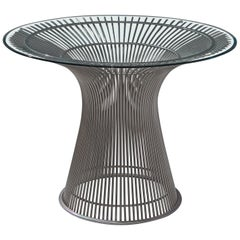 Warren Platner Center Table for Knoll