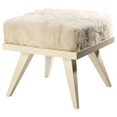 Mini Stool White