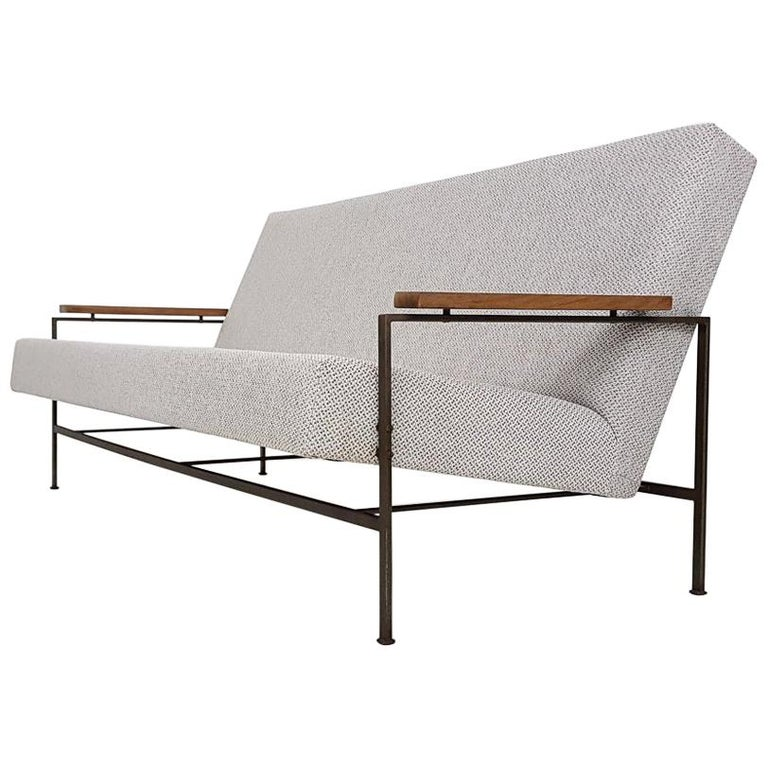 Dutch Modern Minimalist Sofa By Rob Parry For Gelderland The Netherlands 1960s