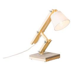 Muda Lamp - Concrete Base