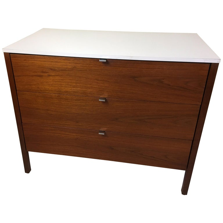 Florence Knoll for Knoll International Dresser For Sale
