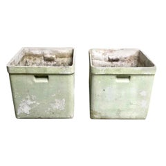 Willy Guhl Box Planters
