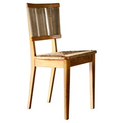 Mart Stam Oak Chair