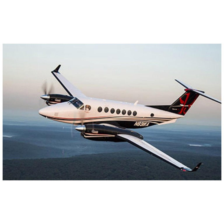 American Beechcraft King Air Model 350 Winglet