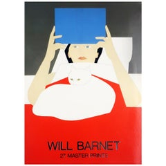 "Will Barnet ""27 Master Prints"" Book"