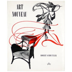 """Art Nouveau"" by Robert Schmutzler Book"