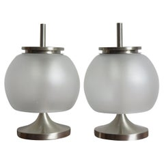 1960s Emma Schweinberger Gismondi Italian Table Lamps for Artemide