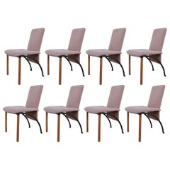 Set of 8 Dining Chairs by Castelijn
