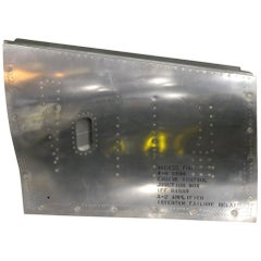 North American F-86 Sabre Mechanical Access Side Panel