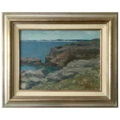 Willem Witjens, 1884-1962, Bénodet, Bretagne, France, 1952