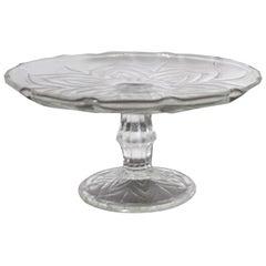 Antique Pedestal Dish