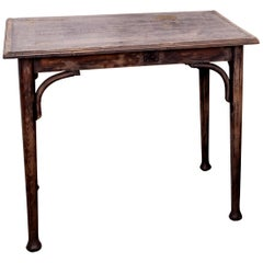 Thonet Style Table, circa 1920s