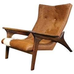 Adrian Pearsall Lounge Chair Model 990-LC, Mid-Century Modern