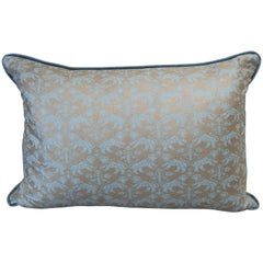 Richelieu Fortuny Textile Pillows, Pair