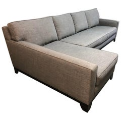Nathan Anthony Custom 2-Piece Sectional