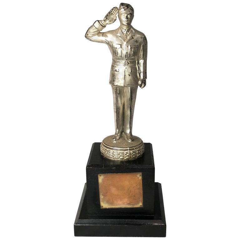 World War II Officer Trophy For Sale
