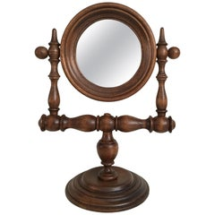 20th Century Victorian Walnut Dressing Table Mirrors, England