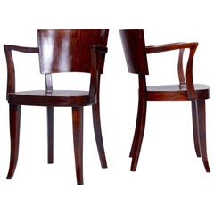 Set of Two Chairs by Thonet, 1920s