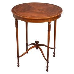 Edwardian Mahogany Centre Table