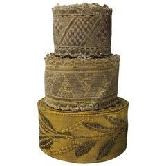 Antique Textiles Collection of Decorative Trims