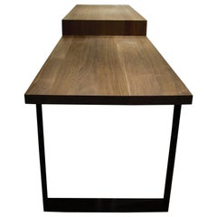 Handmade Walnut Dining Table from Mats Christeen