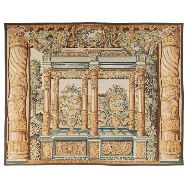Recreation of a Late 16th Century Brussels Design Tapestry