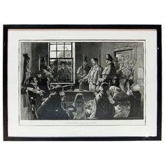 Irish Illustration before the Magistrate