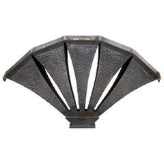 Mutlicell Metal Speaker/Decorative Object circa 1970