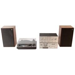 Vintage HiFi System, 1980