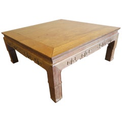 Huanghuali Wood Table
