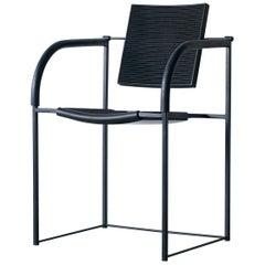 "Maurizio Peregalli ""Comoda"" Chair for Zeus Noto Minimal Postmodern"