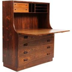 Børge Mogensen Secretary Desk in Rosewood