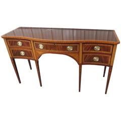 Councill Craftsman Georgian Style Sideboard