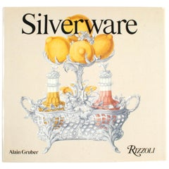 Silverware by Alain Gruber, First Edition Book
