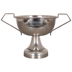 Silver Plated Loving Cup, circa 1960