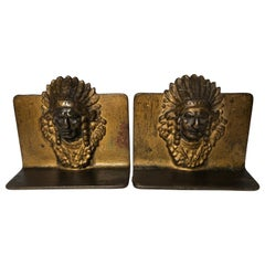 Pair of Indian Bookends